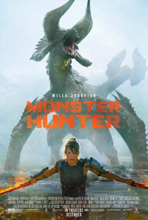 Monster Hunter - R5 Filmes Torrent Download capa