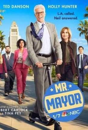 Mr. Mayor - 1ª Temporada Legendada Séries Torrent Download capa