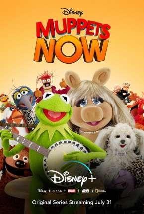 Muppets Now - 1ª Temporada Legendada Séries Torrent Download capa