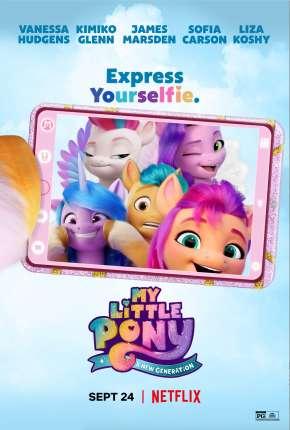 My Little Pony - Nova Geração Filmes Torrent Download capa