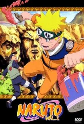 Naruto - 3ª Temporada Desenhos Torrent Download capa
