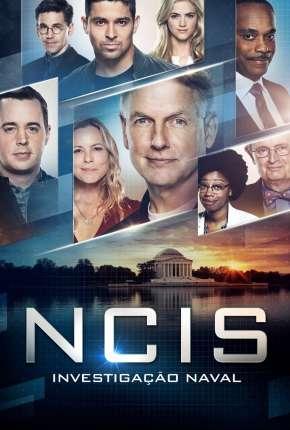 NCIS - Investigações Criminais - 19ª Temporada Legendada Séries Torrent Download capa