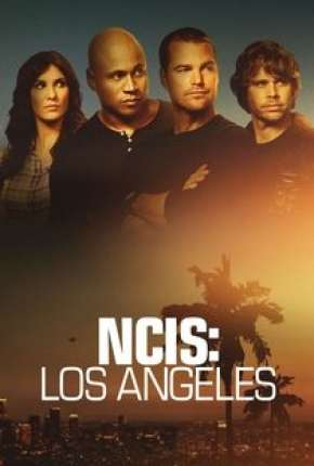 NCIS - Los Angeles - 12ª Temporada Legendada Séries Torrent Download capa