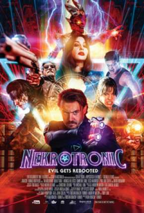 Nekrotronic Filmes Torrent Download capa