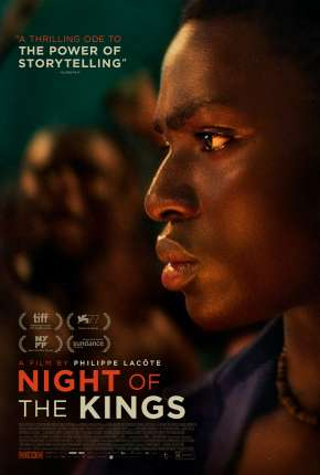 Night of the Kings - Legendado Filmes Torrent Download capa