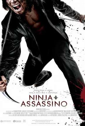 Ninja Assassino - Ninja Assassin Filmes Torrent Download capa