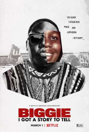Notorious B.I.G. - A Lenda do Hip Hop - Legendado Filmes Torrent Download capa
