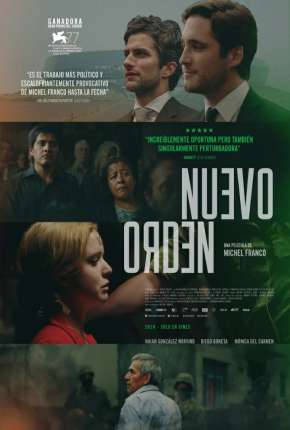 Nova Ordem - Legendado Filmes Torrent Download capa