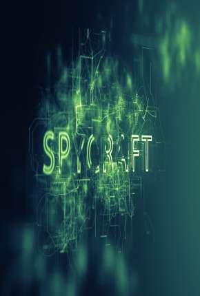 O Arsenal dos Espiões - 1ª Temporada Completa Filmes Torrent Download capa