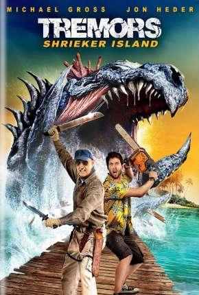 O Ataque dos Vermes Malditos 7 - Ilha dos Shriekers Filmes Torrent Download capa