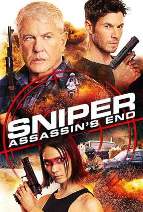 O Atirador - O Fim de um Assassino Filmes Torrent Download capa