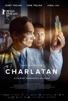 O Charlatão Filmes Torrent Download capa