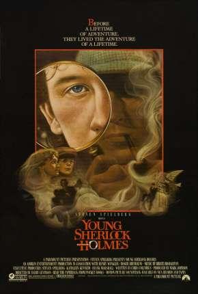 O Enigma da Pirâmide - Young Sherlock Holmes Filmes Torrent Download capa