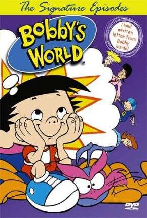 O Fantástico Mundo de Bob - 1ª Temporada Desenhos Torrent Download capa