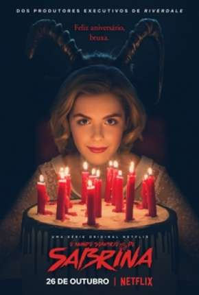 O Mundo Sombrio de Sabrina - 4ª Temporada Completa Séries Torrent Download capa