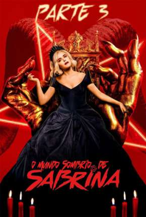 O Mundo Sombrio de Sabrina - 4ª Temporada Completa Legendada Séries Torrent Download capa