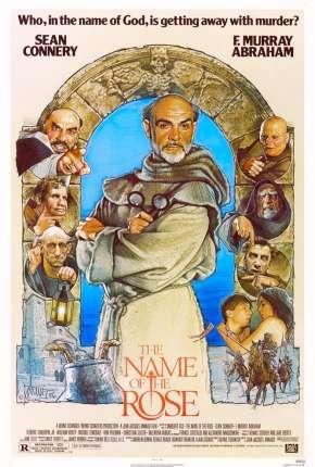O Nome da Rosa - Der Name der Rose Filmes Torrent Download capa