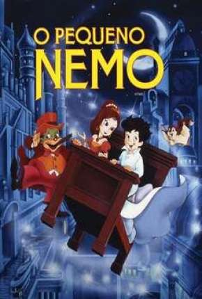 O Pequeno Nemo Filmes Torrent Download capa