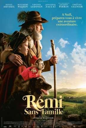 O Pequeno Órfão - Rémi sans famille Filmes Torrent Download capa