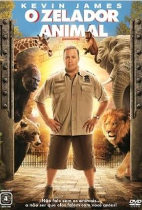 O Zelador Animal - Zookeeper Filmes Torrent Download capa