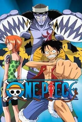 One Piece - Completo Desenhos Torrent Download capa