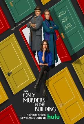 Only Murders in the Building - 1ª Temporada Séries Torrent Download capa