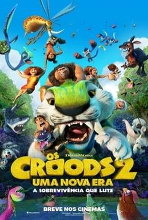Os Croods 2 - Uma Nova Era Filmes Torrent Download capa