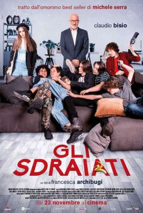 Os Largados - Gli sdraiati Filmes Torrent Download capa