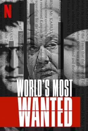 Os Mais Procurados do Mundo - 1ª Temporada Completa Legendada Séries Torrent Download capa