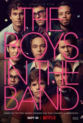 Os Rapazes da Banda Filmes Torrent Download capa
