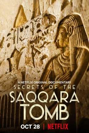 Os Segredos de Saqqara Filmes Torrent Download capa