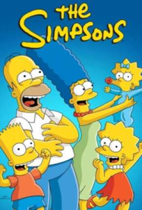 Os Simpsons - 31ª Temporada Desenhos Torrent Download capa