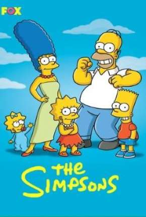 The Simpsons S32 Torrent torrent download capa