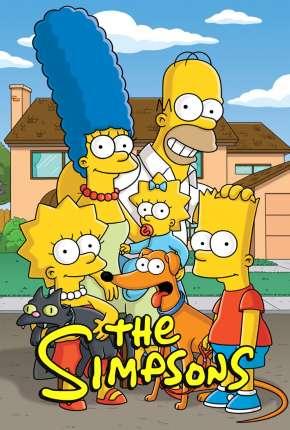 Os Simpsons - 33ª Temporada - Legendado Desenhos Torrent Download capa