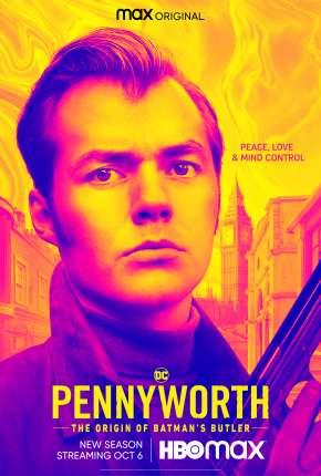 Pennyworth - 2ª Temporada Séries Torrent Download capa
