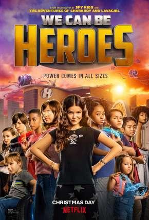 Pequenos Grandes Heróis Filmes Torrent Download capa