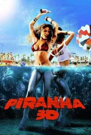 Piranha - BluRay Filmes Torrent Download capa