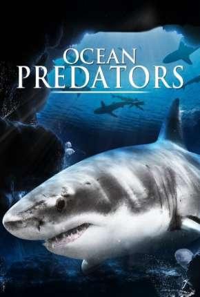 Predadores Perigosos - Os Mais Temidos Dos Oceanos - Ocean Predators Filmes Torrent Download capa