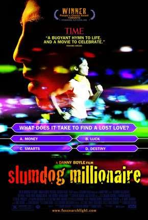 Quem Quer Ser um Milionário? - Slumdog Millionaire Filmes Torrent Download capa