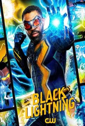 Raio Negro - Black Lightning 4ª Temporada Legendada Séries Torrent Download capa