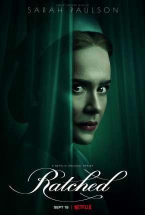 Ratched - 1ª Temporada Completa Séries Torrent Download capa