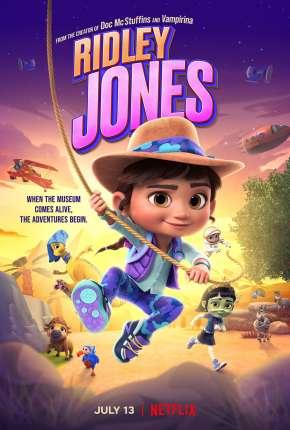 Ridley Jones - 1ª Temporada Completa - Legendado Desenhos Torrent Download capa