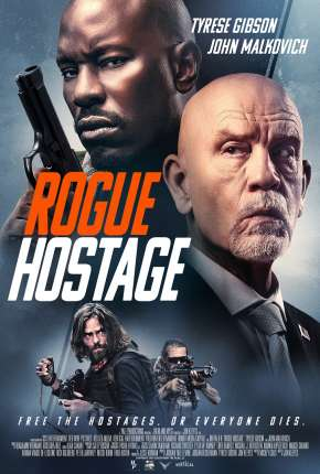 Rogue Hostage - Legendado Filmes Torrent Download capa