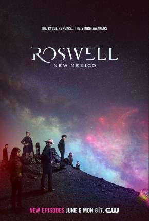 Roswell, New Mexico - 3ª Temporada Séries Torrent Download capa