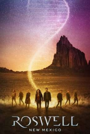 Roswell, New Mexico - 3ª Temporada Legendada Séries Torrent Download capa