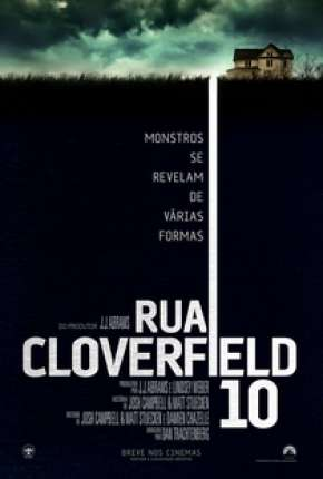 Rua Cloverfield, 10 BluRay Filmes Torrent Download capa