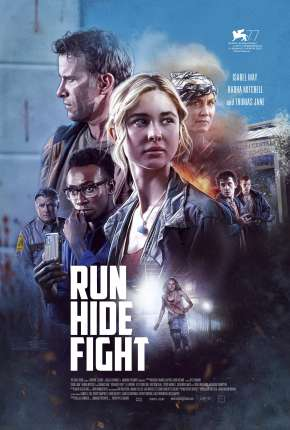 Run Hide Fight - Legendado Filmes Torrent Download capa