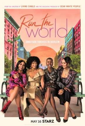 Run The World - 1ª Temporada Séries Torrent Download capa