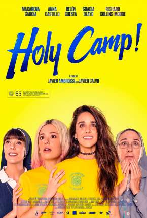 Santo Acampamento Filmes Torrent Download capa
