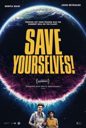Save Yourselves! - Legendado Filmes Torrent Download capa